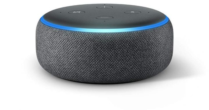 Amazon Echo Dot vom Prime Day in der Schweiz