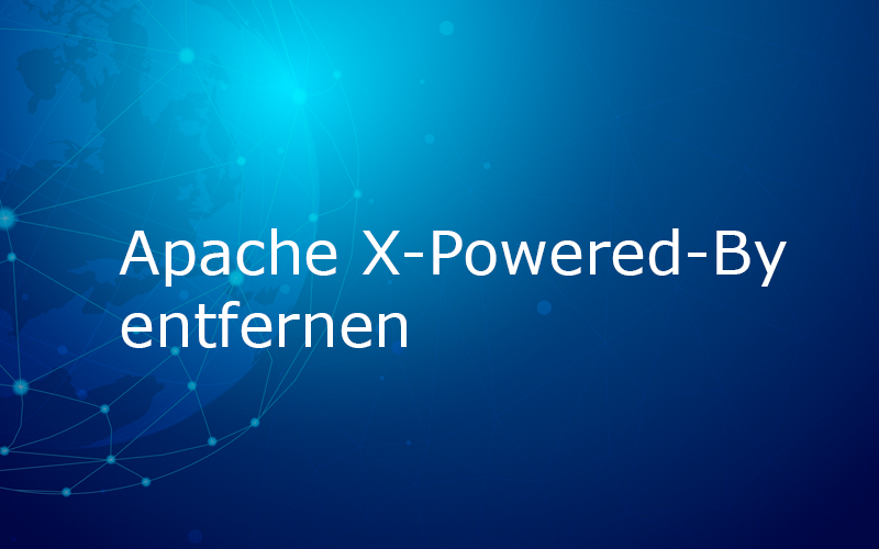 apache x powered by entfernen