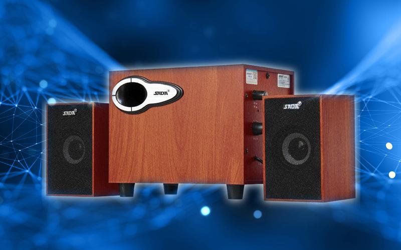SADA Computer Lautsprecher von AliExpress