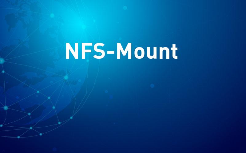 Mounten eines NFS-Shares unter Linux