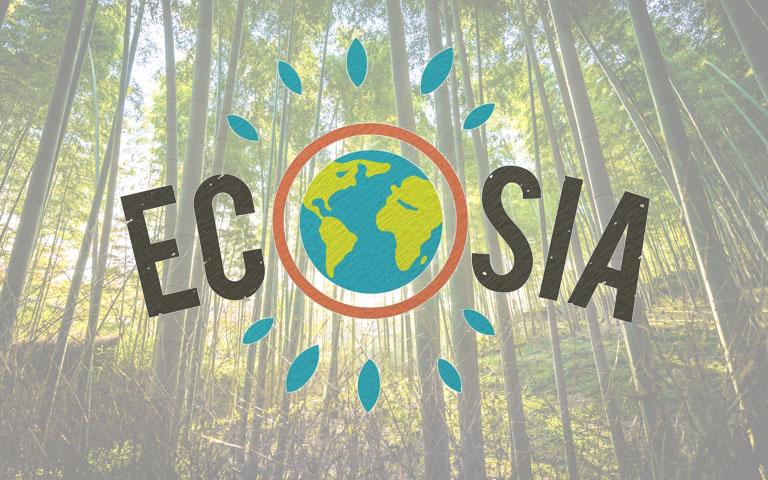 Ecosia – Die Suchmaschine die Bäume pflanzt