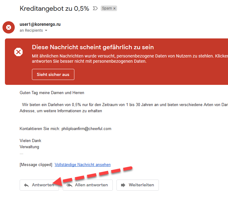 Kreditangebot für 0,5% – Mark Edinburgh die 2. Update 2