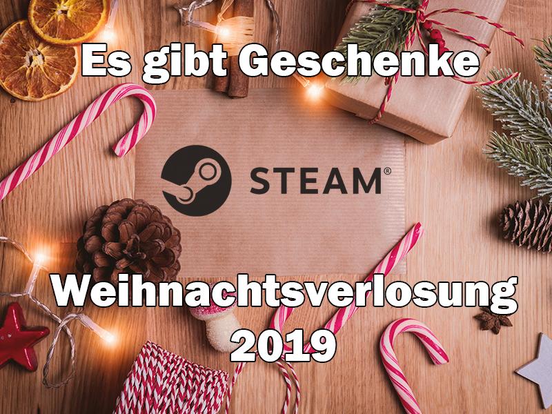 WEIHNACHTSVERLOSUNG XXXL 2019 – spielerisch über die Feiertage – Wir verschenken Games!