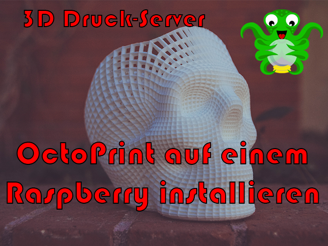 OctoPrint auf  einem Raspberry installieren