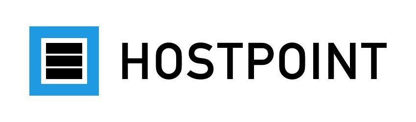 Hostpoint Logo – Die besten Hoster der Schweiz 2021