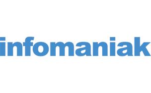 Infomaniak Logo – Die besten Hoster der Schweiz 2021